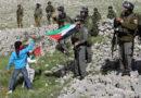 Israel sobre Palestina