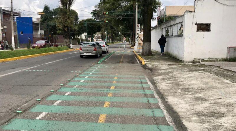 Proyecta Toluca ampliación de ciclovías e incrementar la movilidad