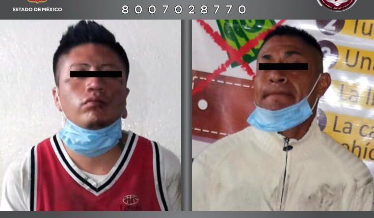 Ya duermen en el penal de Santiaguito, son investigados por robo con violencia en Toluca