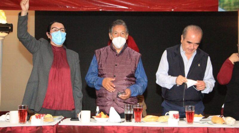 Alto a la corrupción en gobiernos de Morena: Higinio Martínez