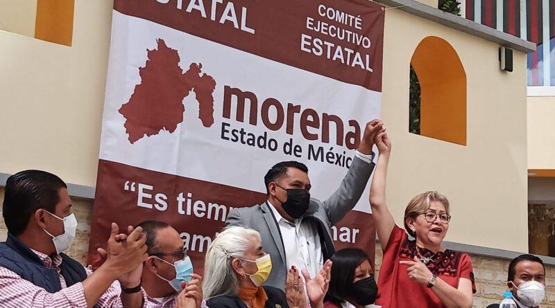 Ya no más al grupo Atlacomulco: Martha Guerrero