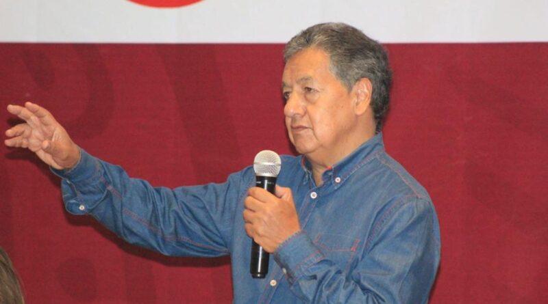 Morena trabajará para 18 millones de mexiquenses, sin mentir, sin robar ni traicionar al pueblo: Higinio Martínez